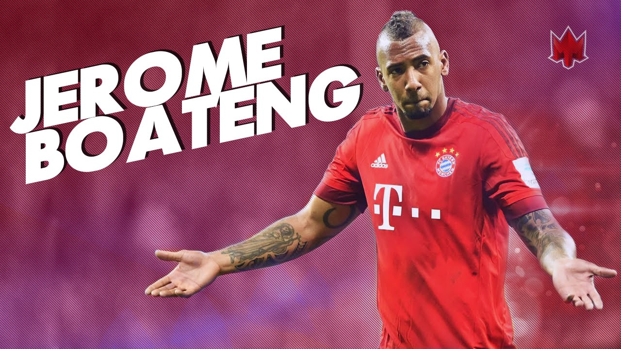 No New Contract For Jerome Agyenim Boateng At Bayern