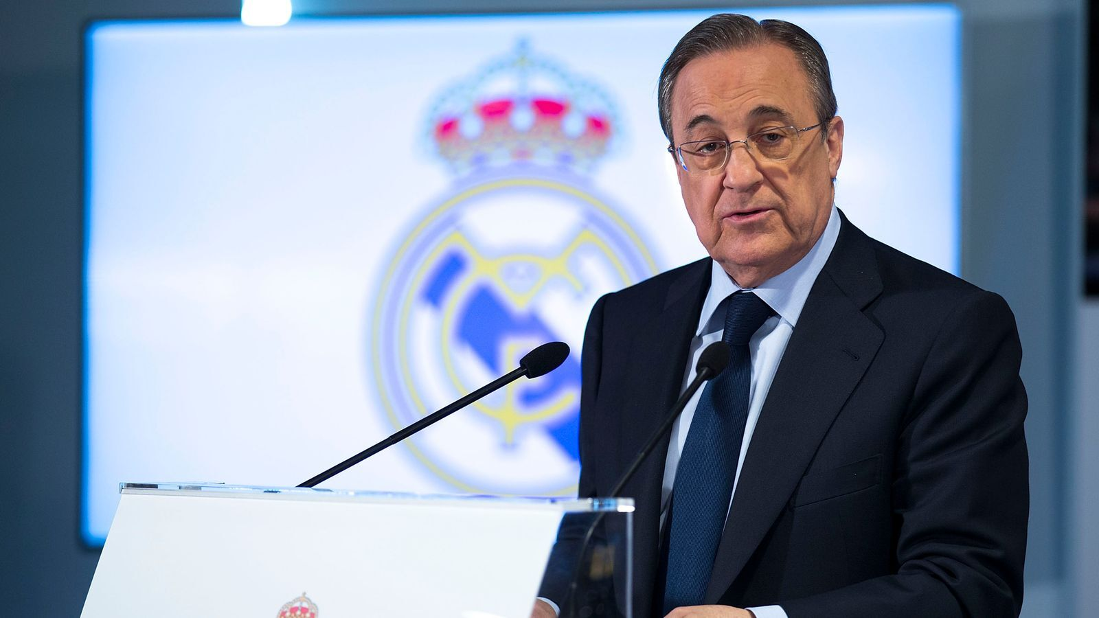 Real Madrid chief Florentino Perez likely to be re-elected as Real Madrid president with no alternative