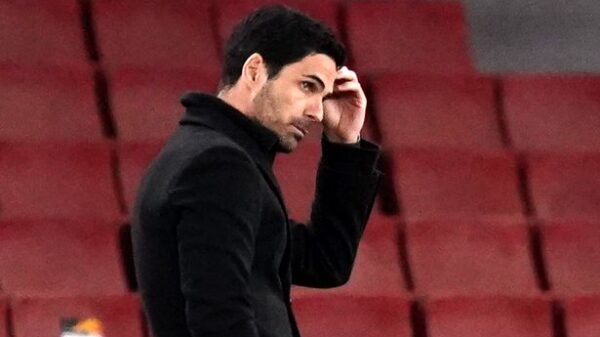 Arsenal has determined what it would take to get rid of Mikel Arteta