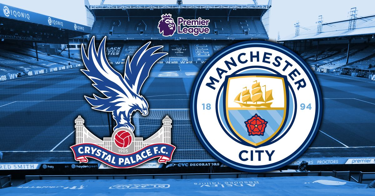 Crystal Palace Manchester City