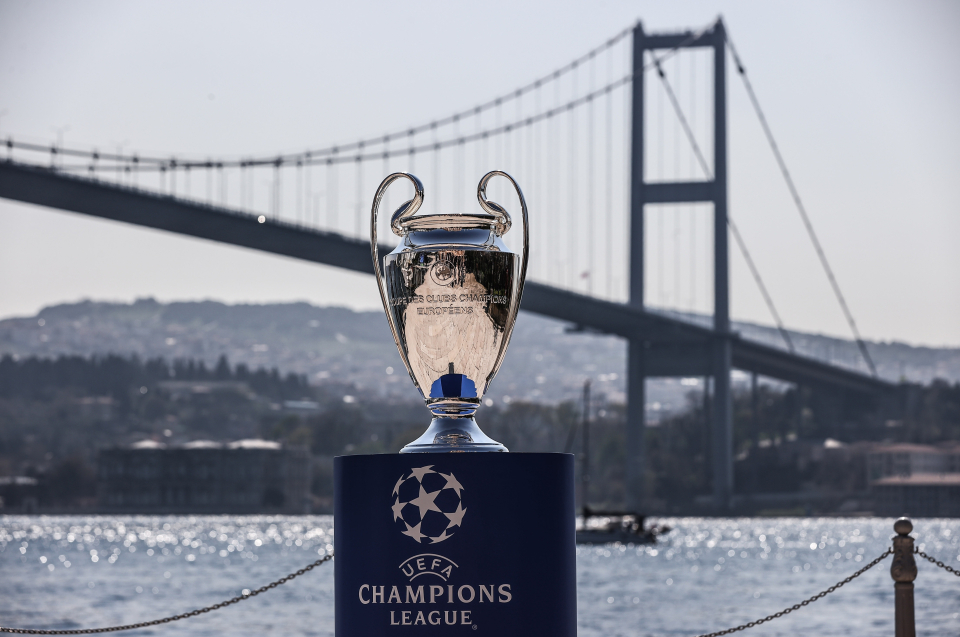 UEFA has been urged to move the Champions League final to England