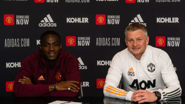 Eric Bailly warns Man Utd exit despite signing new contract