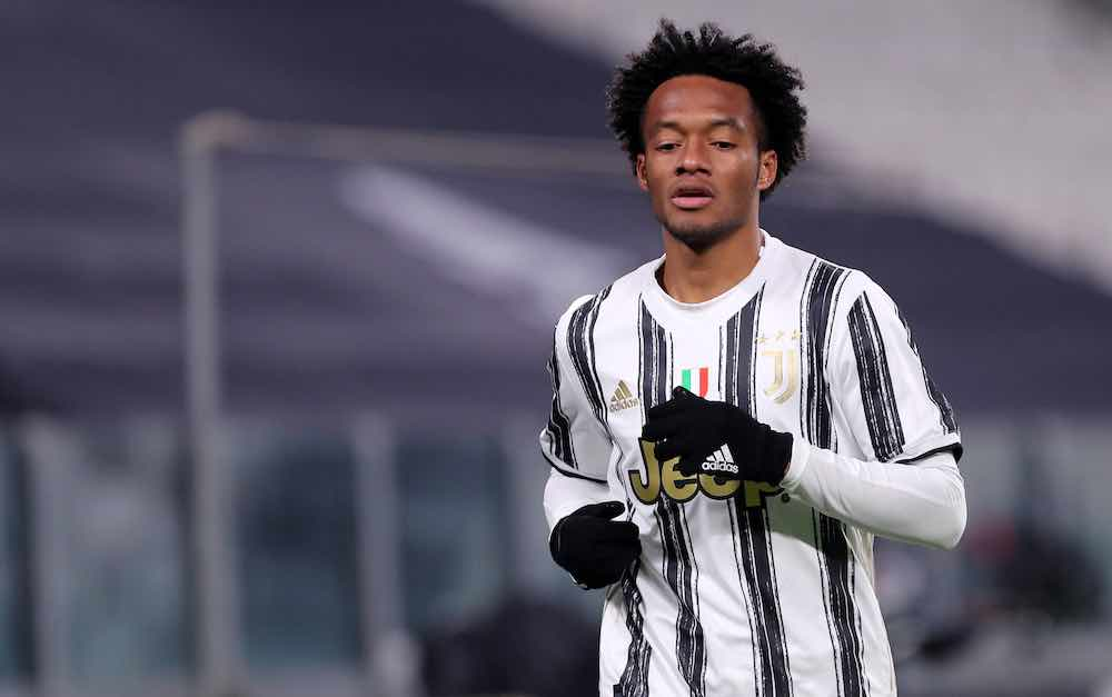 Juventus Transfer News | Juventus are working on a new contract for Juan Cuadrado