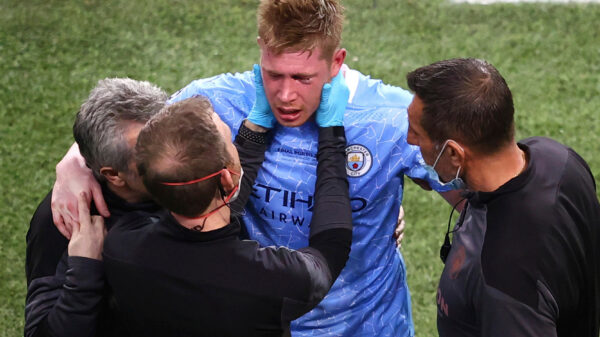 Kevin De Bruyne in doubt for Euro 2020 after suffering injuries