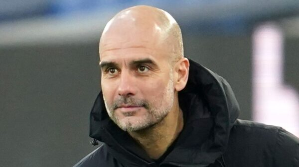Manchester City boss Guardiola wins Manager of the year award