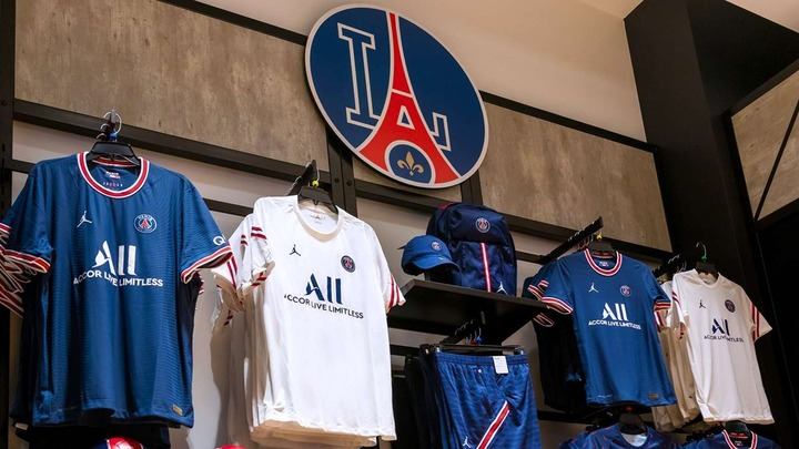 PSG opens first European club retail store in North America