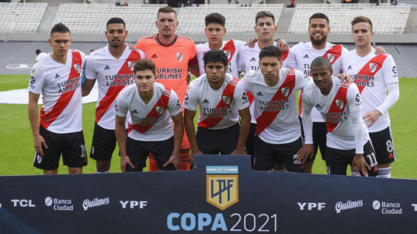 River Plate to playCopa Libertadores match with no goalkeepers