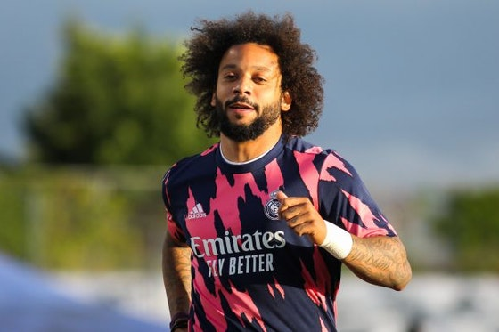 Marcelo out from Real Madrid squad after argument with Zidane