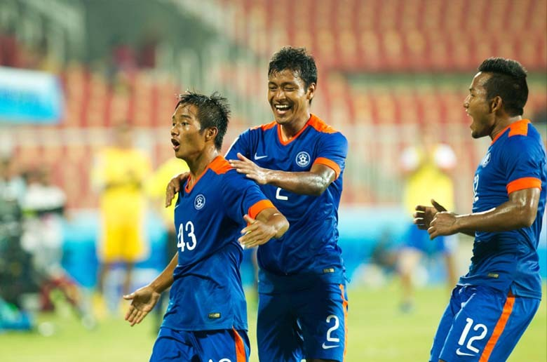 The Great Indian Footballers - From Shylo to Chhangte   Top Five List