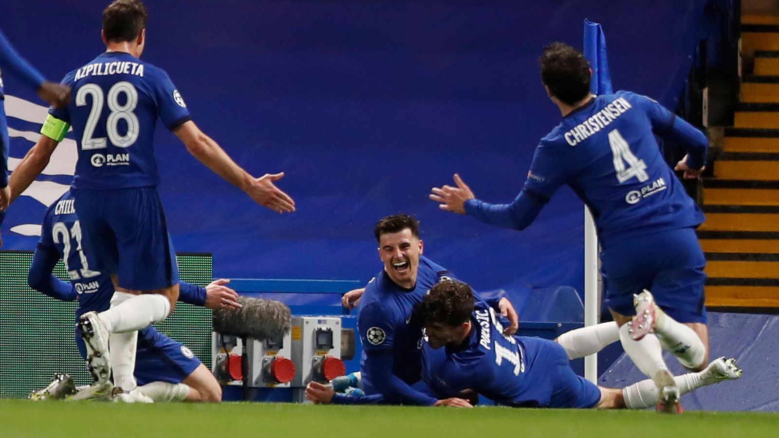 Chelsea vs Real Madrid   Chelsea should have scored five, Claims Mason Mount