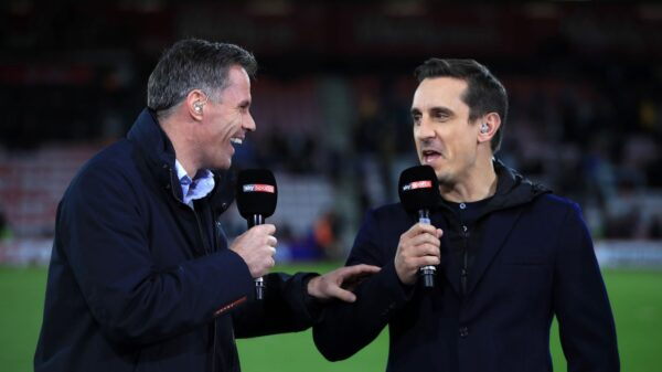 Jamie Carragher and Gary Neville picked their best XIs for the Premier League season.