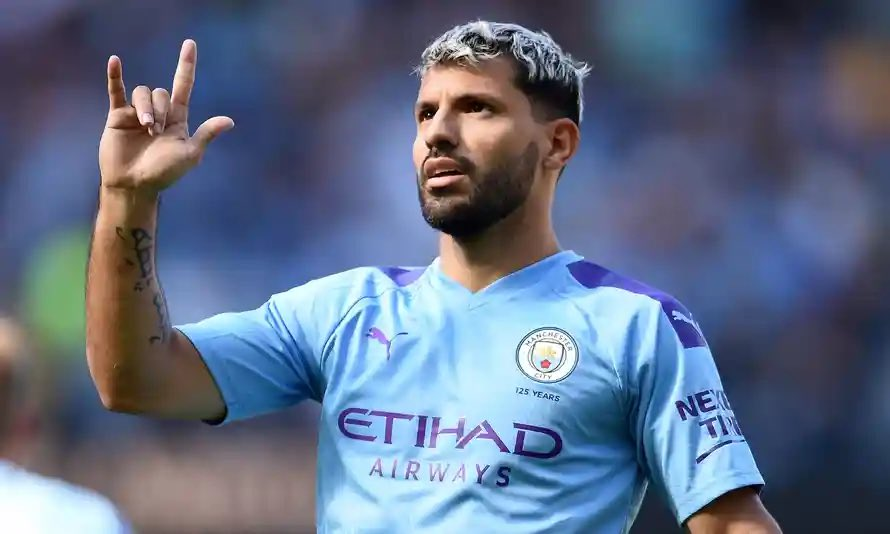 Aguero replacement is priority for Manchester City, says Al Mubarak