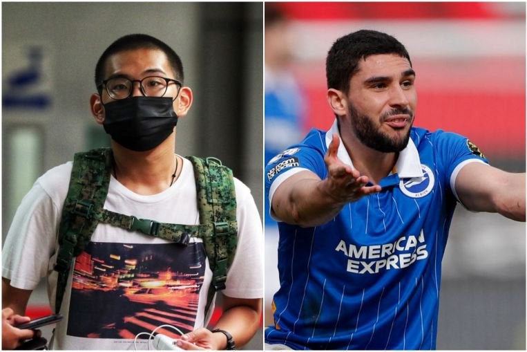 Arsenal fan admits threatening Neal Maupay with death threats
