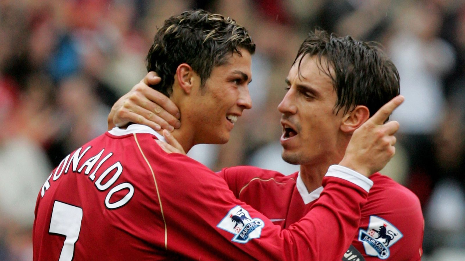 Cristiano Ronaldo: Manchester United reach agreement with ...