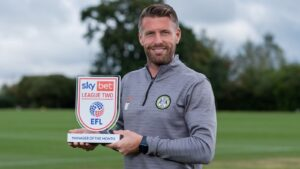 Forest Green: Rob Edwards