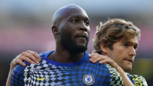 Chelsea Marcos Alonso